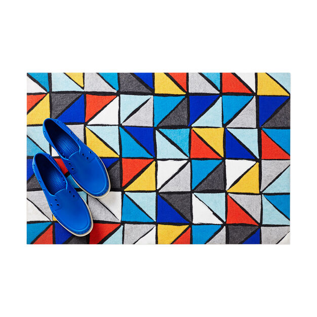 Triangle Mat Bold Primary in color Primary