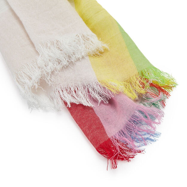 Rainbow Pareo Wrap Scarf in color Multi