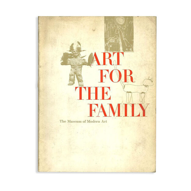 Art for the Family - Paperback in color