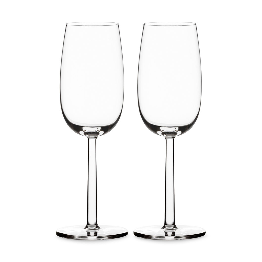 Iittala Raami Sparkling Wine Glass - Set of 2 in color