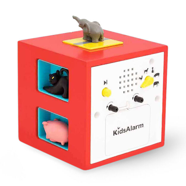 KooKoo Kids Alarm Clock in color