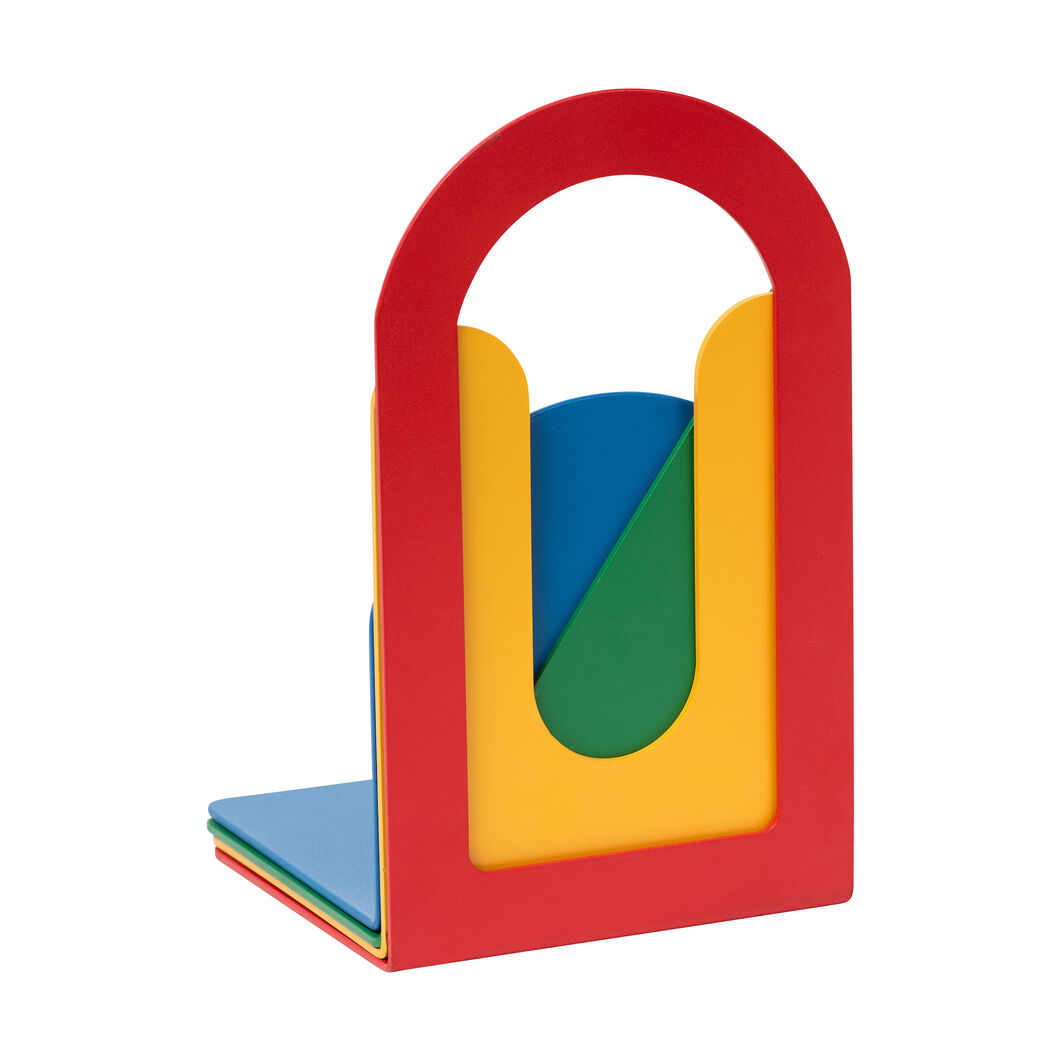 Fenestra Bookends - Set of 4 in color