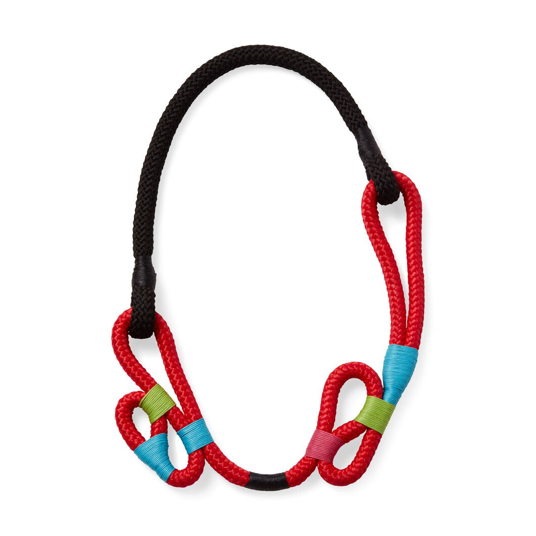 Big Red Pichulik Necklace in color