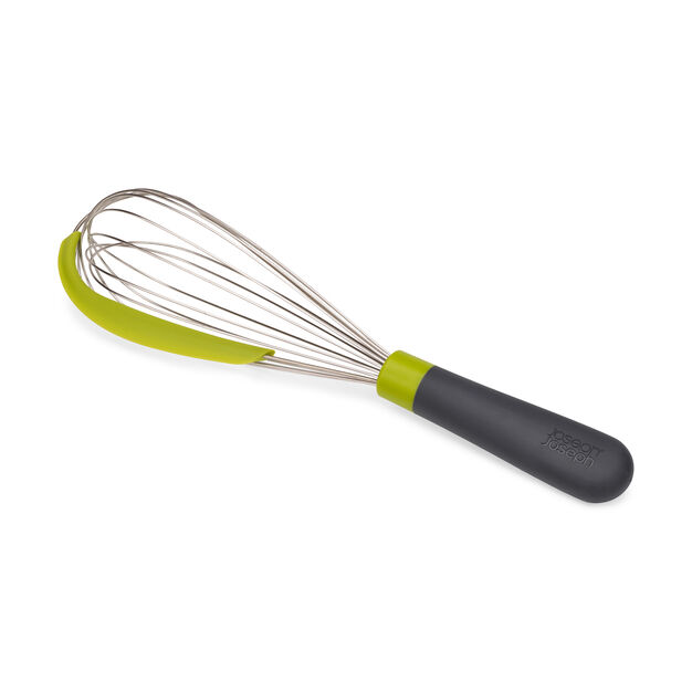 Two-in-One Whisk and Scraper in color