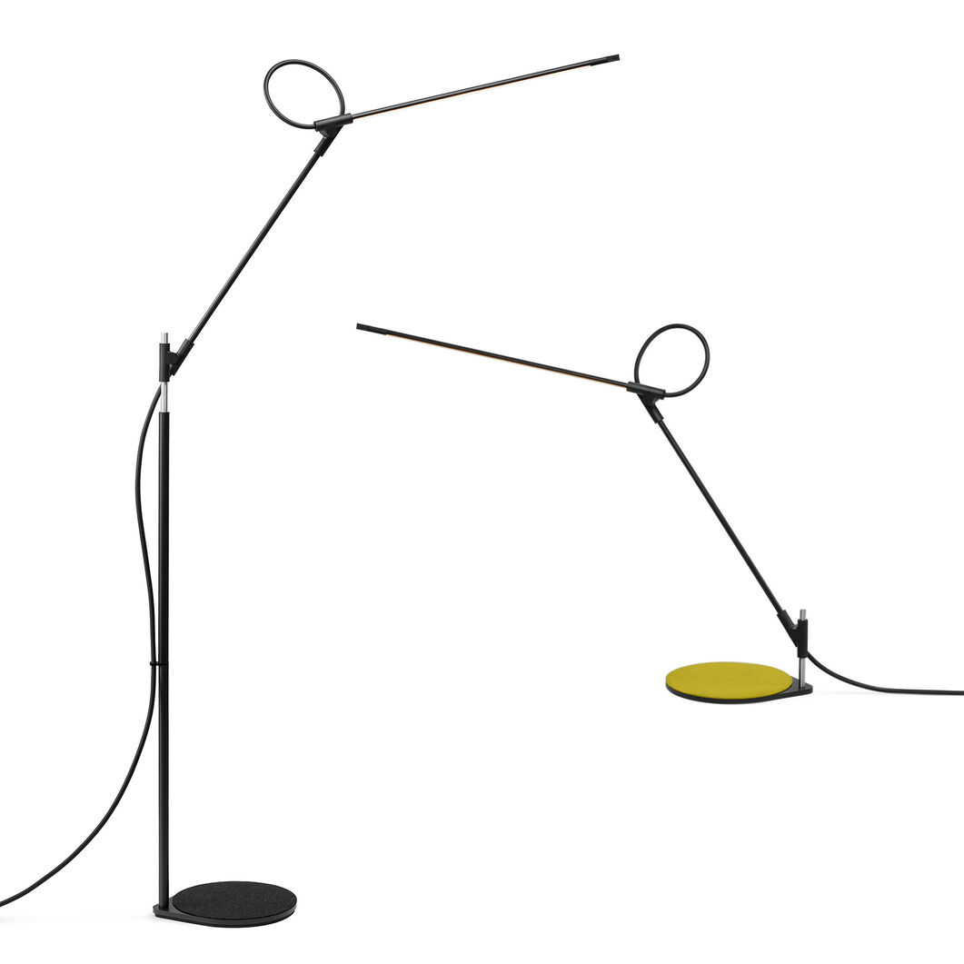 Superlight Floor Lamp in color