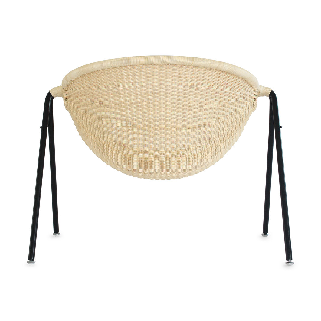 Kani Rattan Chair in color
