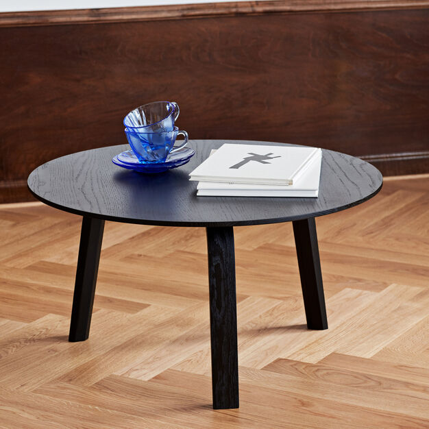 HAY Bella Coffee Table in color Black