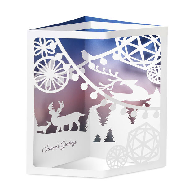 bf66fef62 Winter Wonderland Holiday Cards (Box of 8)