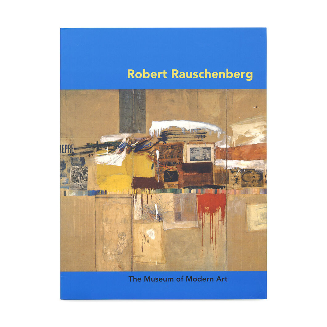 Robert Rauschenberg (PB) in color