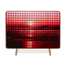 Matrix LED Screen in color