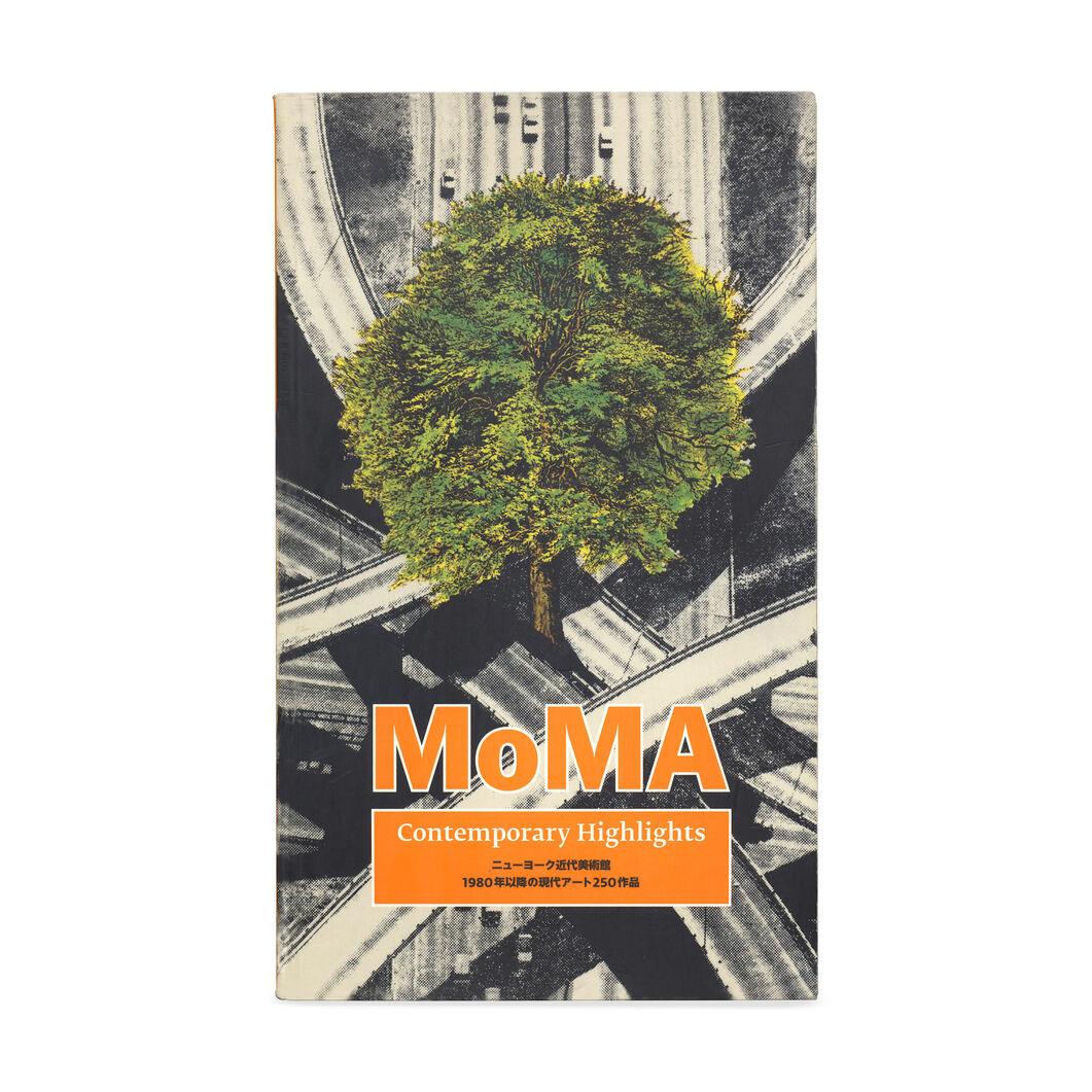 Japanese  MoMA Contemporary Highlights (PB) in color