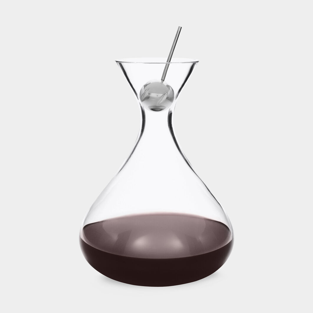 Wine Decanter with Developer in color