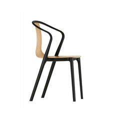 Belleville Chair in color Wood/ Black