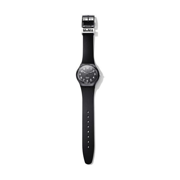 Swatch Watch in color Black