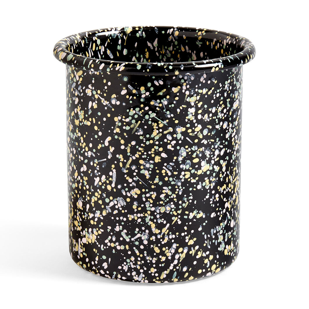 HAY Enamel Utensil Holder in color