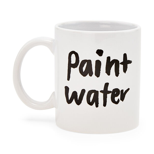 Paint Water Mug in color