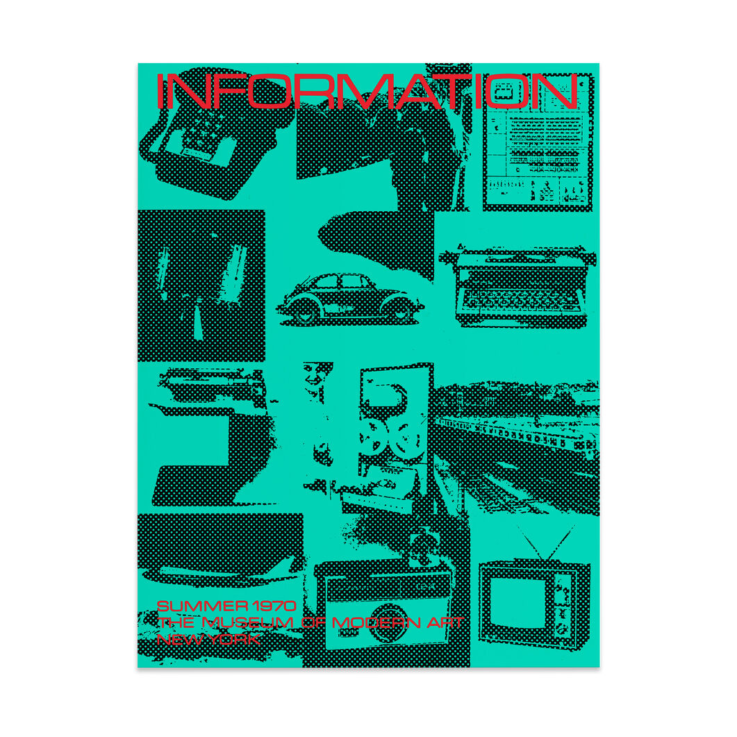 Information (50th Anniversary Edition) - Paperback in color