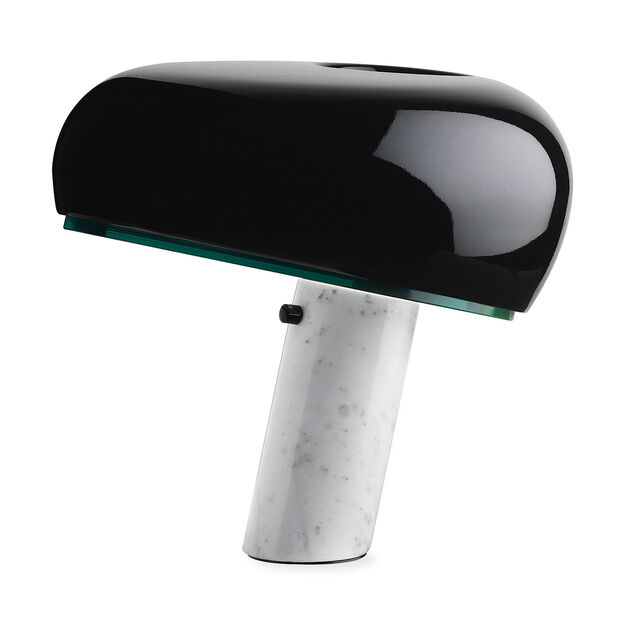 Snoopy Lamp in color Black