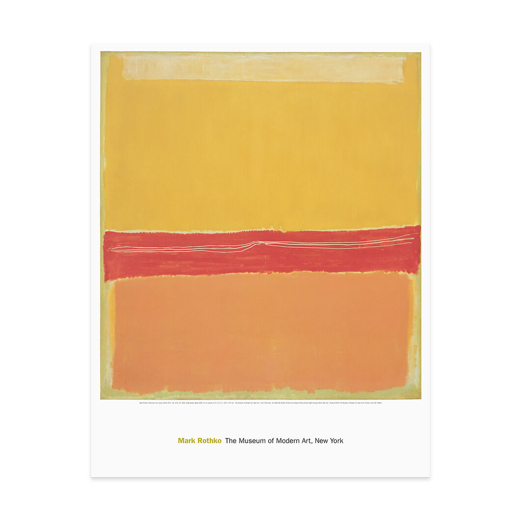 Rothko: No. 5/No. 22 in color