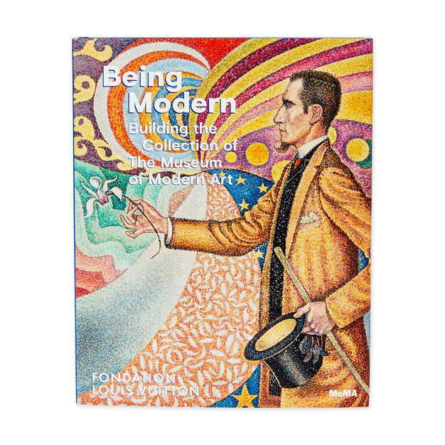 Being Modern: Building the Collection of The Museum of Modern Art in color