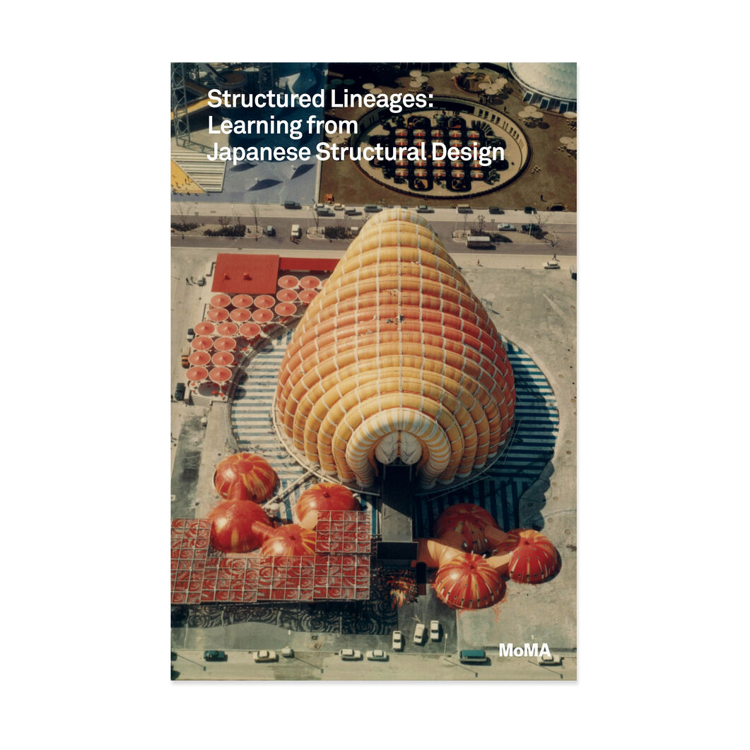 Structured Lineages: Learning from Japanese Structural Design - Paperback in color