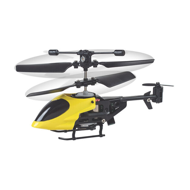 World's Smallest Remote Control Helicopter in color