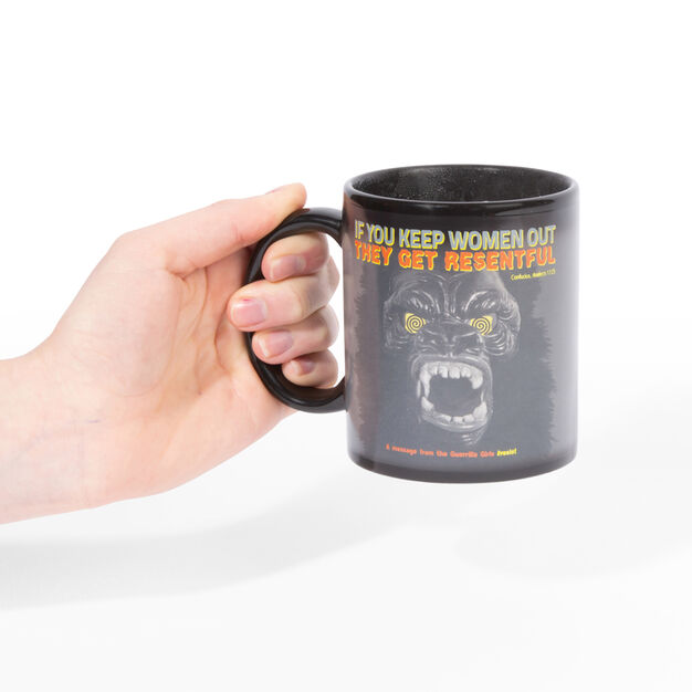 Gorilla Magic Mug in color