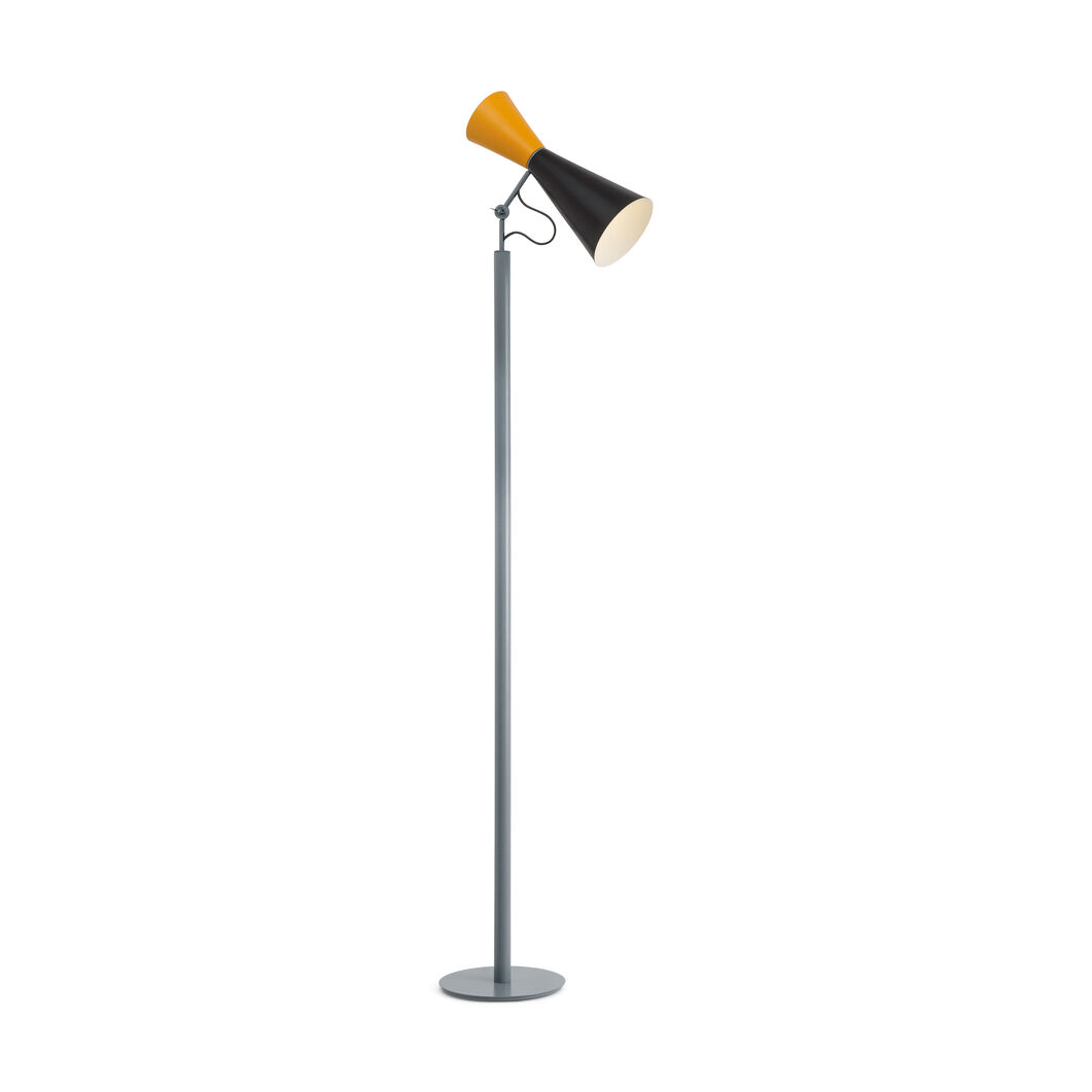 Parliament Floor Lamp in color