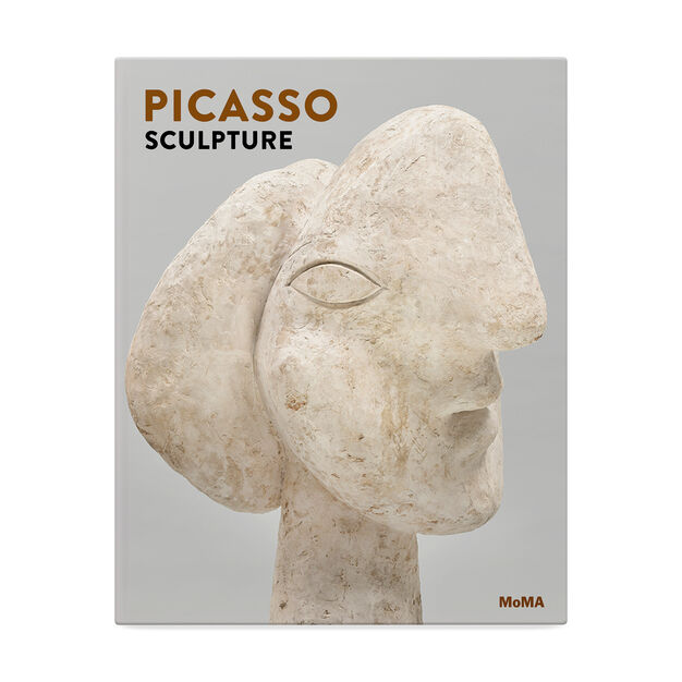Picasso Sculpture in color