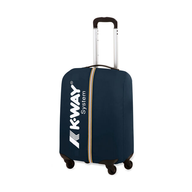 K-Way Suitcase in color Blue