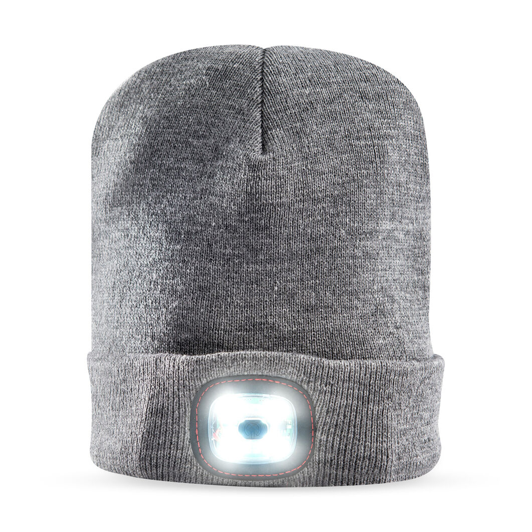 X-Cap Light Up Hat in color Gray
