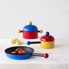 Bubble Cookware Set in color