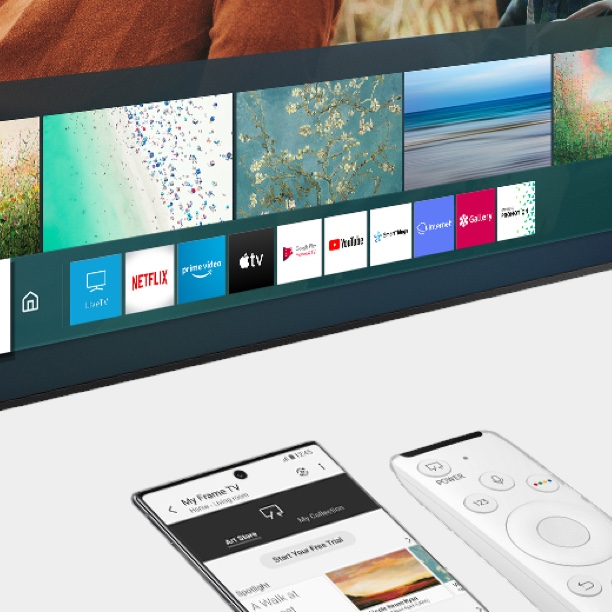 Mobile Apps & One Remote Control