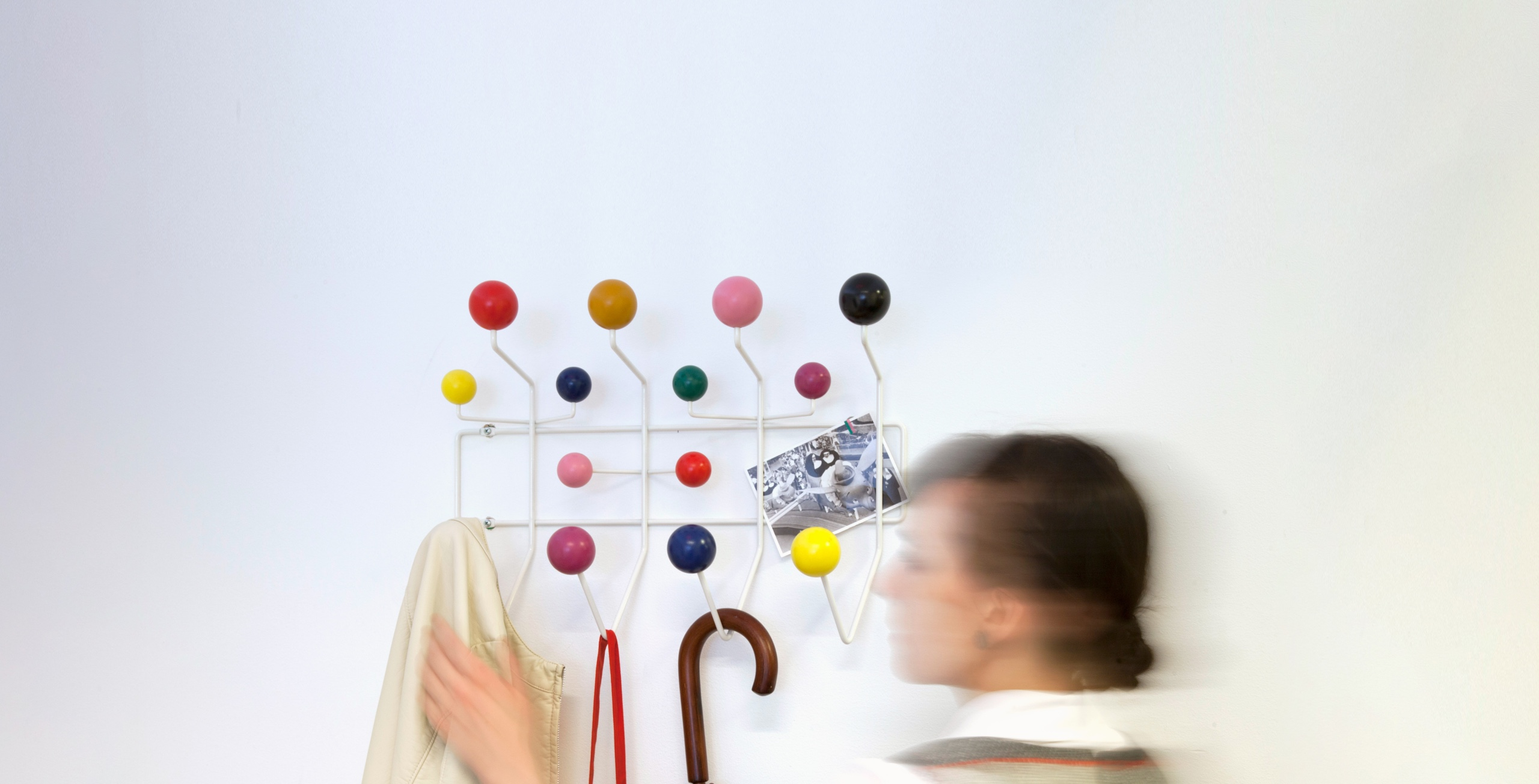 The Story of the Eames® Hang-It-All Coat Rack