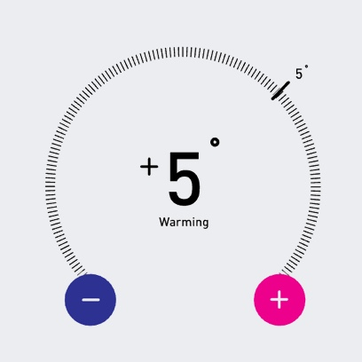 You're Getting Warmer (or Cooler)