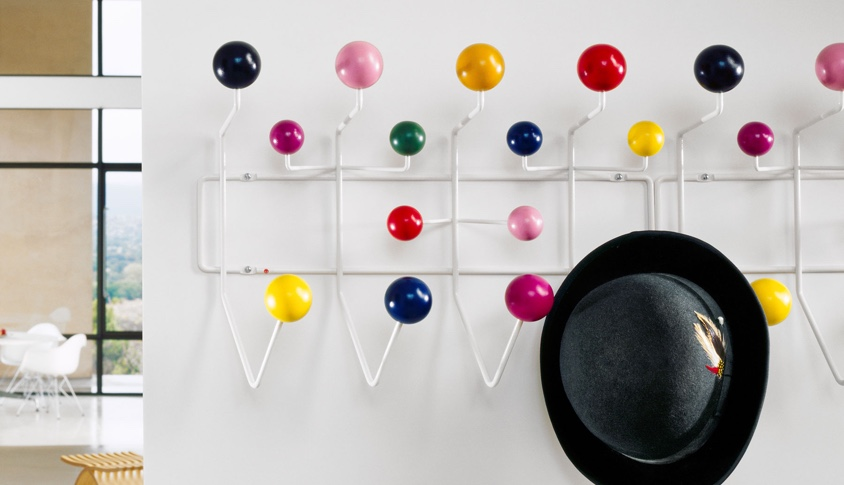 What Makes the Eames® Hang-It-All Coat Rack So Special?